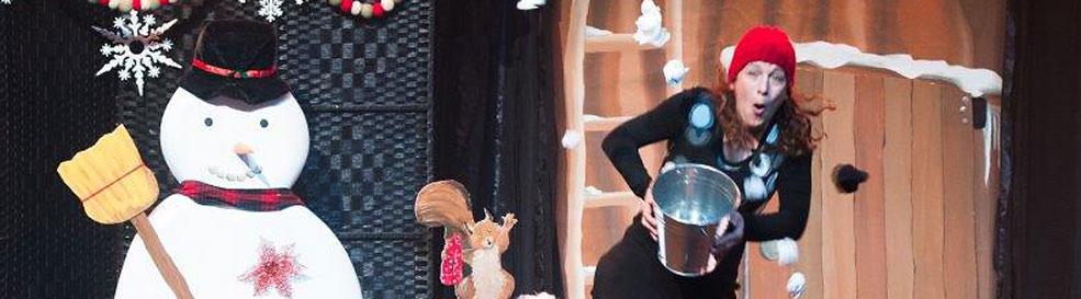 Sylvie D Lire La magie de Noël